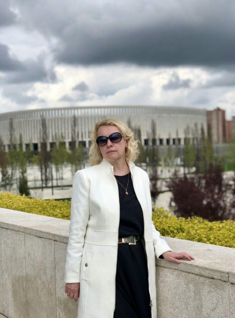 Ирина Кочетова
